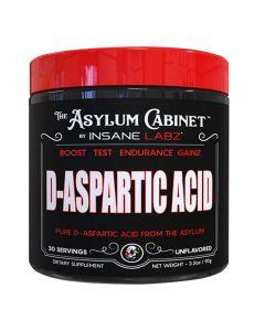 Insane Labz - Asylum Cabinet D-Aspartic Acid