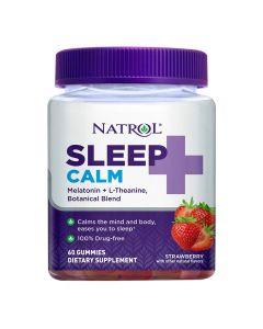 Natrol Sleep+ Calm Gummies