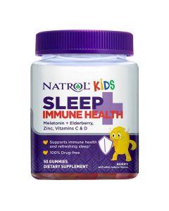 Natrol Kids Sleep+ Immune Health Gummies