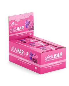 Obvi - Protein Bars - Birthday Cupcakes - Box of 12