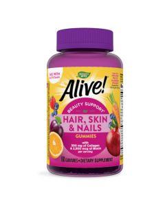 Natures Way - Alive! Hair, Skin and Nail