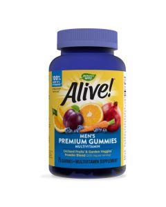 Natures Way - Alive! Premium Men Multivitamin Gummy