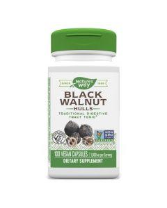 Natures Way - Black Walnut Hulls