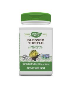 Natures Way - Blessed Thistle