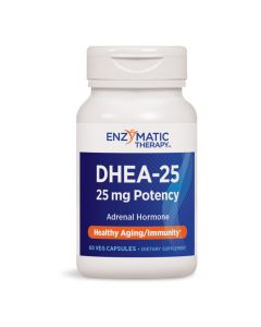 Enzymatic Therapy - DHEA-25 25mg