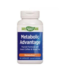 Natures Way - Metabolic Advantage Thyroid Formula