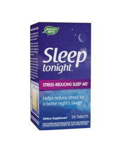 Natures Way - Sleep Tonight, Stress-Reducing Sleep Aid
