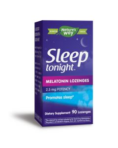 Natures Way - Sleep Tonight Melatonin Lozenges