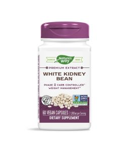Natures Way - White Kidney Bean Extract