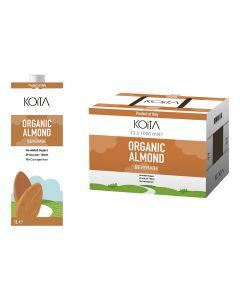 Koita - Organic Almond Milk - 1L - Box Of 12