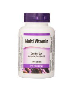 Webber Naturals - Pharma Multivitamin Tablet
