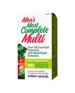 Webber Naturals - Men Most Complete Multi