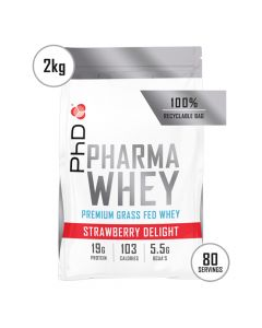 PhD Nutrition - Pharma Whey Protein