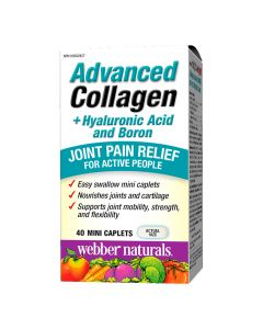 Webber Naturals - Advanced Collagen + Hyaluronic Acid and Boron
