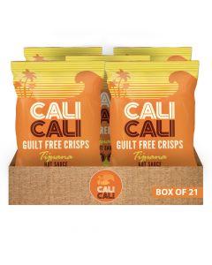 Cali Cali - TIJUANA -  Hot Sauce Box Of 21