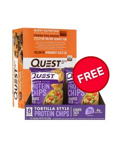 Quest Nutrition - Protein Bar - Box of 12 Offer