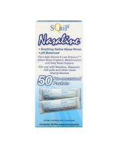 Squip - Nasaline Saline Solution Packets
