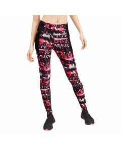 Puma DryCell - Be Bold AOP 7/8 Tight - Pink Alert