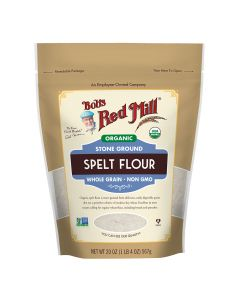 Bobs Red Mill Organic Spelt Flour