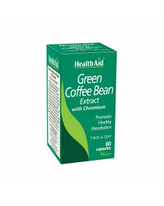 HealthAid Green Coffee Bean Extract with Chromium