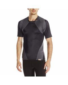 Shock Doctor - Velocity Motion 360 Short Sleeve Shirt - Black/Grey