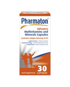 Pharmaton Advance Multivitamins & Minerals