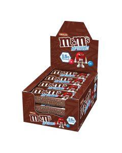 M&M's - Hi Protein - Chocolate - Box of 12