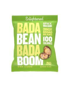 Bada Bean Bada Boom - Spicy Wasabi Crunchy Broad Beans