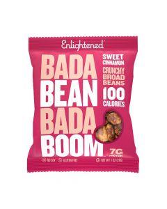 Bada Bean Bada Boom - Sweet Cinnamon Crunchy Broad Beans