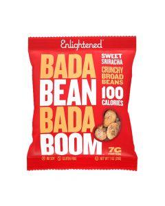 Bada Bean Bada Boom - Sweet Sriracha Crunchy Broad Beans