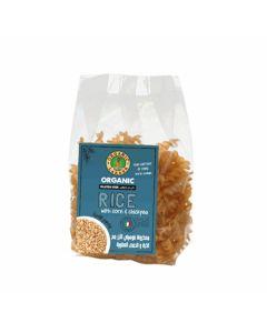 أورجانيك لاردر - باستا فوسيلي من الأرز والذُرة والبازيلاء