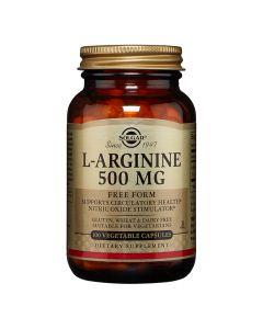 Solgar - L Arginine 500 mg