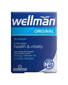 VitaBiotics - Wellman - Health, Vitality & Energy Release