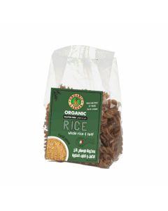 أورجانيك لاردر - باستا فوسيلي من الأرز الكامل والطيف الخالية من الجلوتين