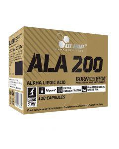 Olimp Sport Nutrition - ALA 200 Black Series