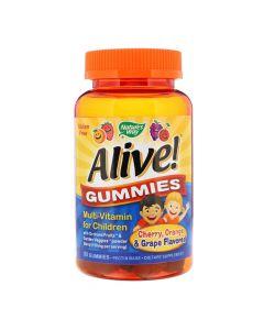 Nature's Way - Alive - Gummies Multivitamin for Children