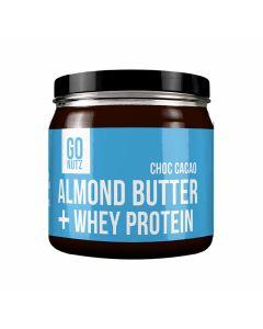 Go Nutz - Whey Protein Almond Butter