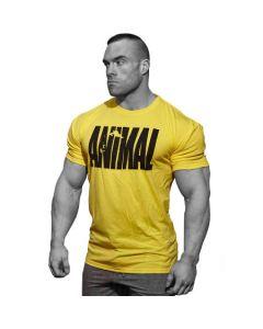 Universal Nutrition Animal Iconic Tshirt Yellow