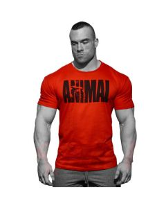 Universal Nutrition Animal Iconic Tshirt Red