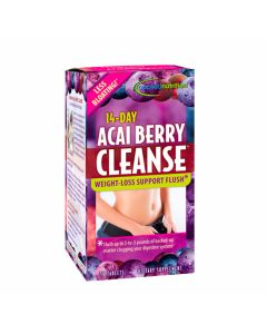 Applied Nutrition - 14-Day Acai Berry Cleanse Weight-Loss Support Flush