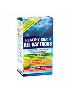 Applied Nutrition - Healthy Brain All-Day Focus