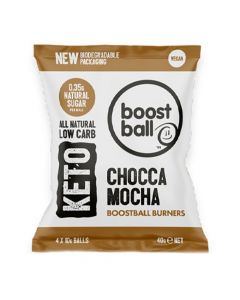 Boostball - Keto Protein Balls