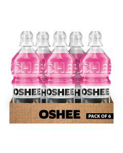 Oshee - Isotonic Drink - Pink Grapefruit - Box Of 6