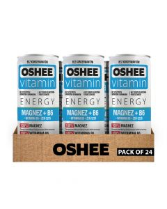 Oshee - Vitamin Energy - Mg + B6 - Box Of 24