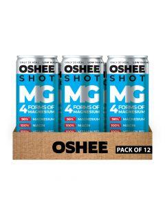 Oshee - Forte Shot Mg - 4 Forms of Mg - Box Of 12