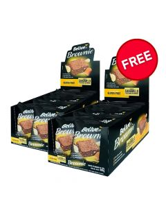 Belive - Brownie Lactose Free - Box Of 10 Offer