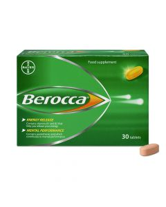 Berocca Energy Vitamin Tablets
