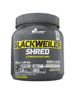 Olimp Sport Nutrition - Black Series - Blackweiler Shred Pre Workout Powder