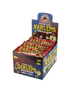 Max Protein - Harlems Chocolate Rings Cookie - Dark Chocolate Box Of 9