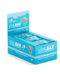 Obvi - Protein Bars - Fruity Cereal - Box of 12